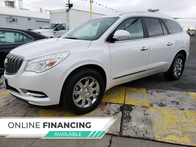 2017 Buick Enclave for sale at Better All Auto Sales in Yakima WA