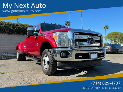 2015 Ford F-350 Super Duty for sale at My Next Auto in Anaheim CA