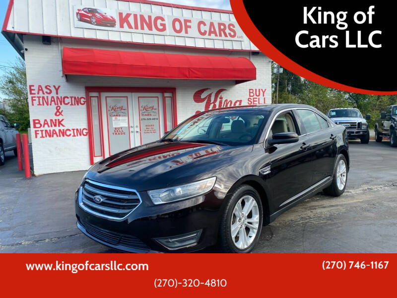 2014 Ford Taurus for sale at King of Cars LLC in Bowling Green KY