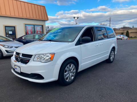 2016 Dodge Grand Caravan for sale at Majestic Automotive Group in Cinnaminson NJ