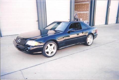 2001 Mercedes-Benz 500-Class for sale at Classic Car Deals in Cadillac MI