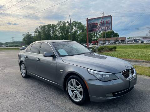 2009 BMW 5 Series for sale at Albi Auto Sales LLC in Louisville KY