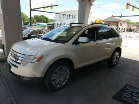 2008 Ford Edge for sale at ROBINSON AUTO BROKERS in Dallas NC