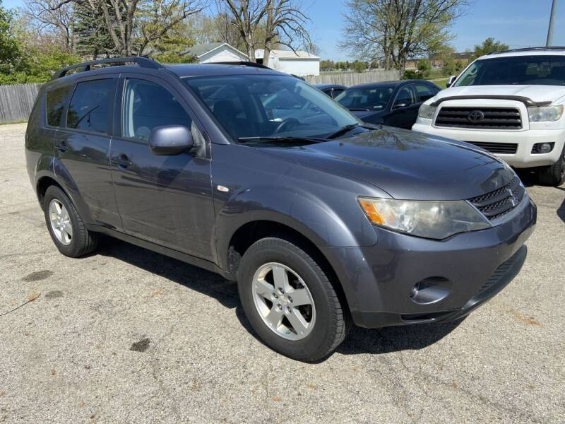 2007 Mitsubishi Outlander for sale at Stiener Automotive Group in Galloway OH