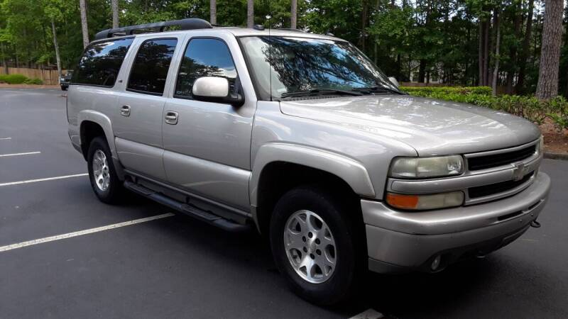 2005 Chevrolet Suburban for sale at Don Roberts Auto Sales in Lawrenceville GA
