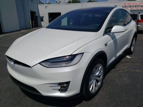 2019 Tesla Model X for sale at Hi-Lo Auto Sales in Frederick MD