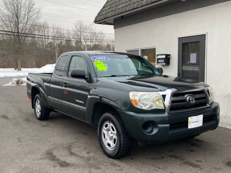 2009 Toyota Tacoma for sale at Vantage Auto Group in Tinton Falls NJ