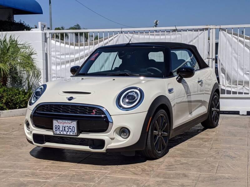 2020 MINI Convertible for sale in Van Nuys, CA