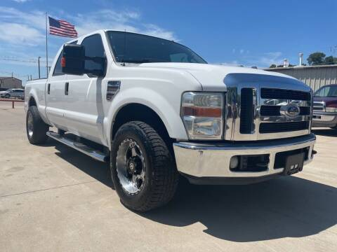 2010 Ford F-250 Super Duty for sale at Thornhill Motor Company in Hudson Oaks, TX