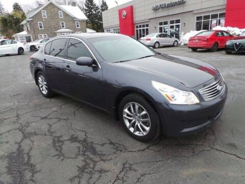 2008 Infiniti G35 for sale at Jeff D'Ambrosio Auto Group in Downingtown PA