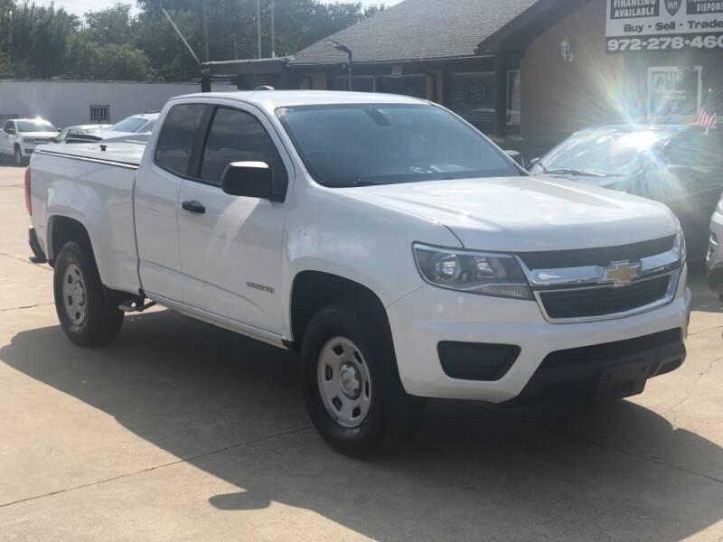 2016 Chevrolet Colorado for sale at Safeen Motors in Garland TX