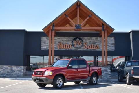 2002 Ford Explorer Sport Trac for sale at JW Auto Sales LLC in Harrisonburg VA