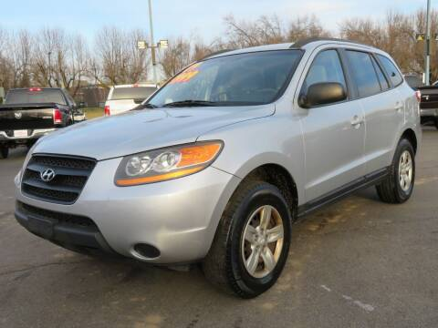2009 Hyundai Santa Fe for sale at Low Cost Cars North in Whitehall OH