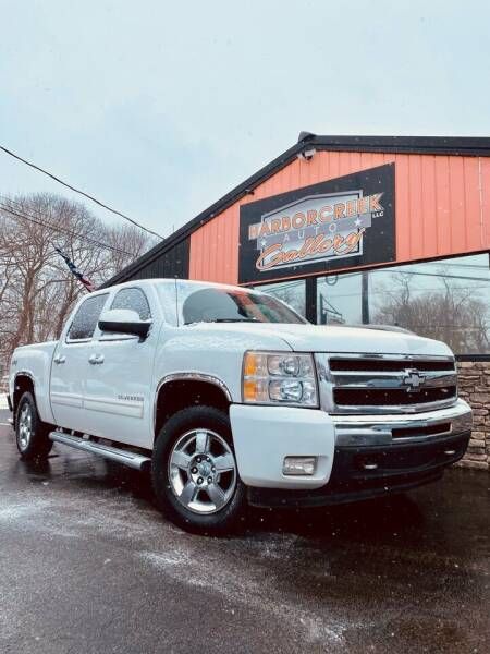 2010 Chevrolet Silverado 1500 for sale at Harborcreek Auto Gallery in Harborcreek PA