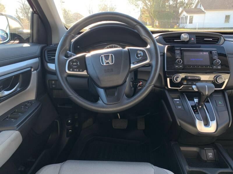2019 Honda CR-V AWD LX 4dr SUV - Farmington MN