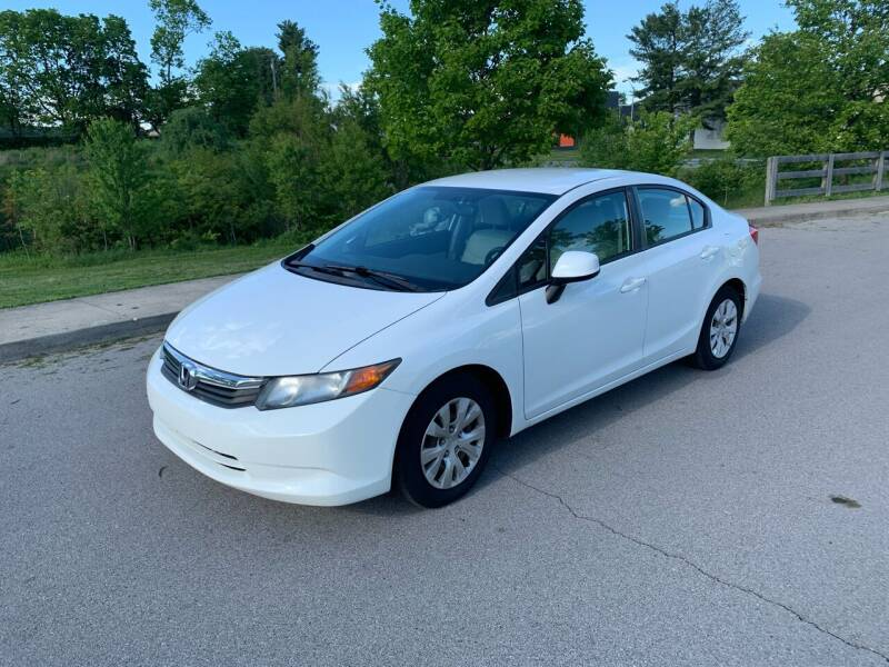 2012 Honda Civic for sale at Abe's Auto LLC in Lexington KY