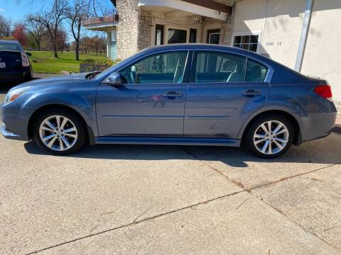 2014 Subaru Legacy for sale at Midway Car Sales in Austin MN