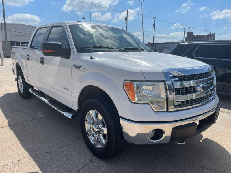 2013 Ford F-150 for sale at Paul Spady Motors INC in Hastings NE