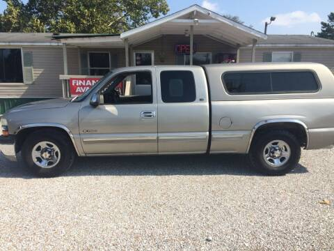 2000 Chevrolet Silverado 1500 for sale at Space & Rocket Auto Sales in Hazel Green AL