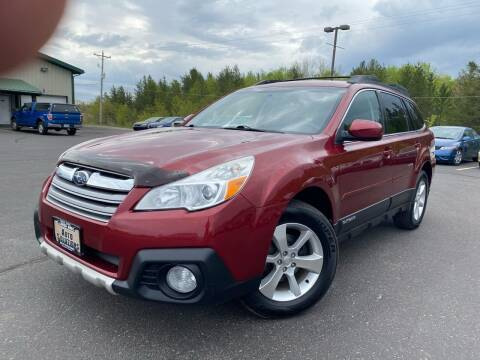 2013 Subaru Outback for sale at Lakes Area Auto Solutions in Baxter MN