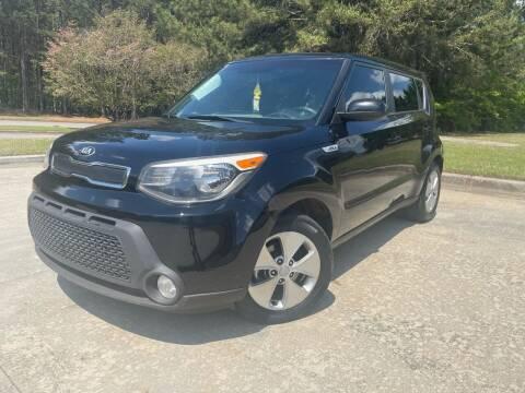 2015 Kia Soul for sale at el camino auto sales - Global Imports Auto Sales in Buford GA