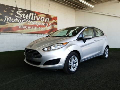 2017 Ford Fiesta for sale at SULLIVAN MOTOR COMPANY INC. in Mesa AZ