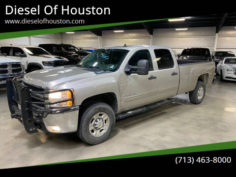 2009 Chevrolet Silverado 2500HD for sale at Diesel Of Houston in Houston TX