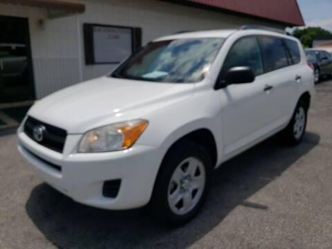 2012 Toyota RAV4 for sale at Salem Auto Sales in Salem VA