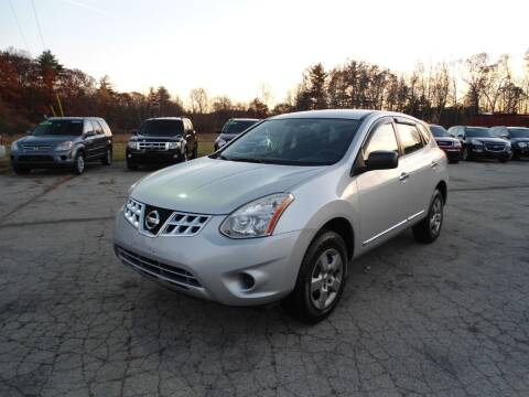 2013 Nissan Rogue for sale at Route 111 Auto Sales in Hampstead NH