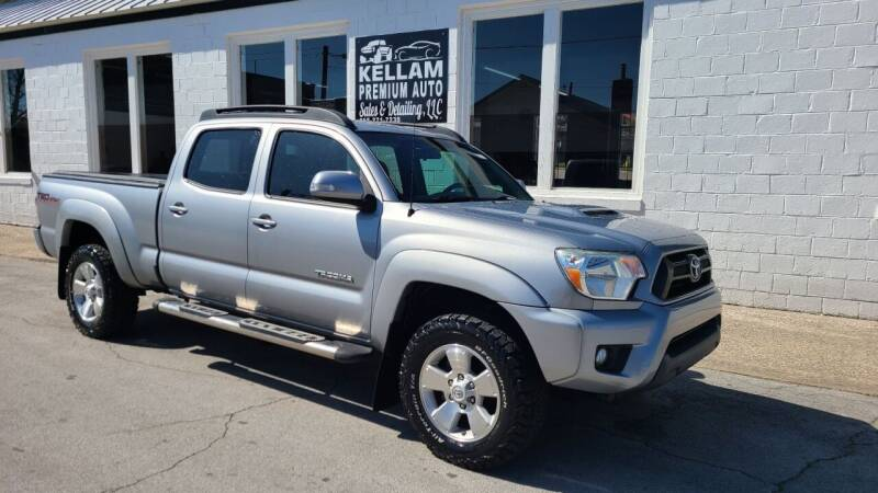 2015 Toyota Tacoma for sale at Kellam Premium Auto Sales & Detailing LLC in Loudon TN