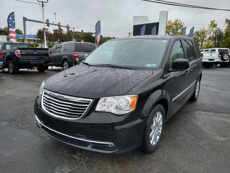 2014 Chrysler Town and Country for sale at P J McCafferty Inc in Langhorne PA