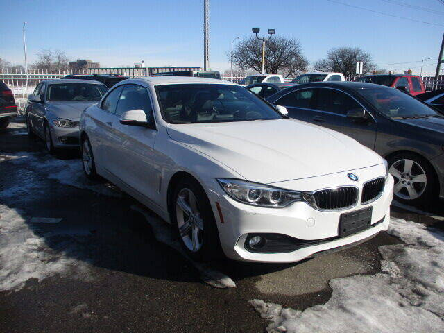 2015 BMW 4 Series for sale at SOUTHFIELD QUALITY CARS in Detroit MI