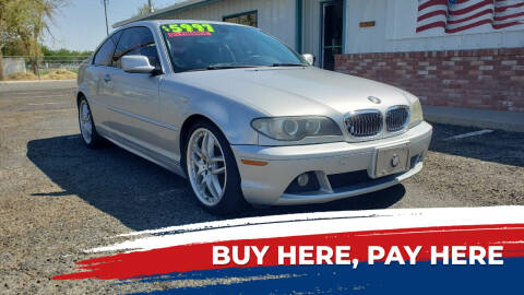 2004 BMW 3 Series for sale at Sand Mountain Motors in Fallon NV