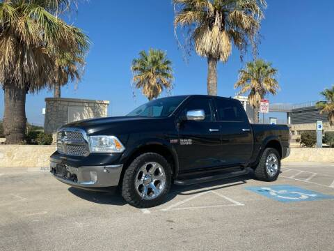 2015 RAM Ram Pickup 1500 for sale at Motorcars Group Management - Randall Ray Motor Co in San Antonio TX