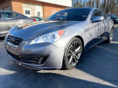 2011 Hyundai Genesis Coupe for sale at Magic Motors Inc. in Snellville GA