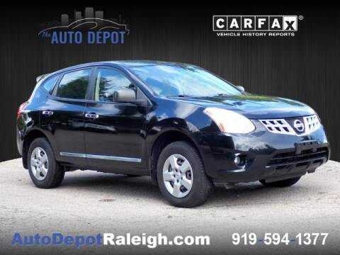 2013 Nissan Rogue for sale at The Auto Depot in Raleigh NC