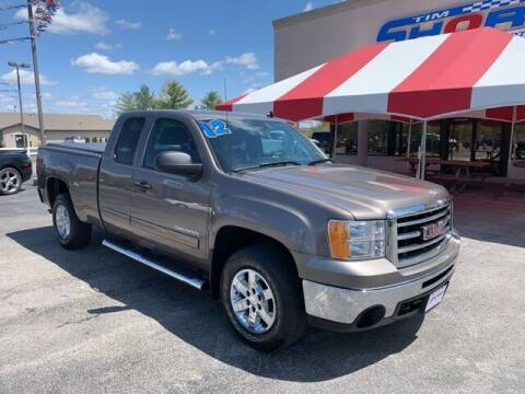 2012 GMC Sierra 1500 for sale at Tim Short Auto Mall in Corbin KY