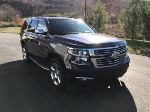 2015 Chevrolet Tahoe for sale at Hawkins Chevrolet in Danville PA