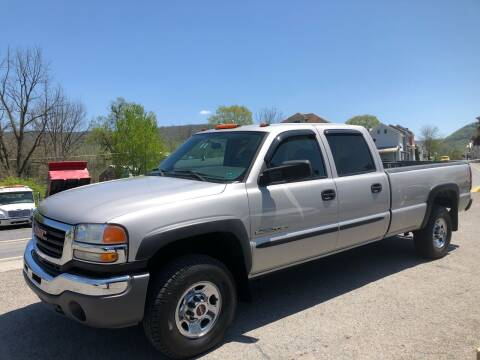2007 GMC Sierra 2500HD Classic for sale at George's Used Cars Inc in Orbisonia PA