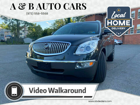 2009 Buick Enclave for sale at A & B Auto Cars in Newark NJ