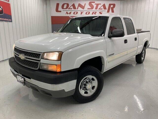 2005 Chevrolet Silverado 2500HD for sale at Loan Star Motors in Humble TX