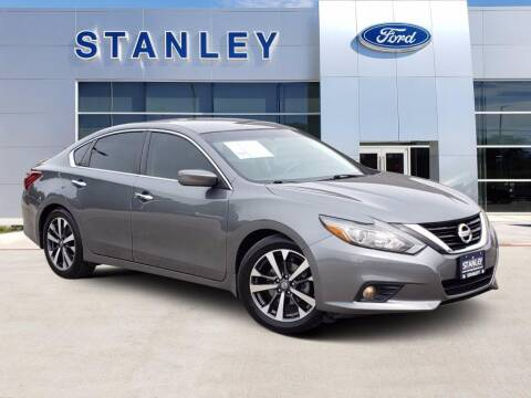 2017 Nissan Altima for sale at Stanley Ford Gilmer in Gilmer TX