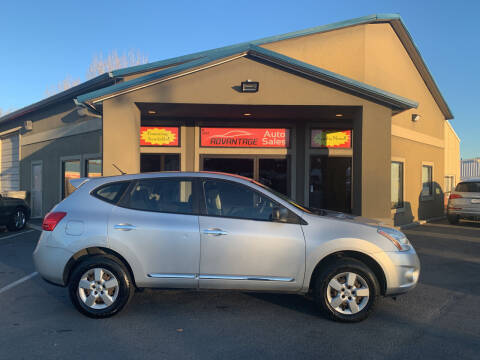 2011 Nissan Rogue for sale at Advantage Auto Sales in Garden City ID