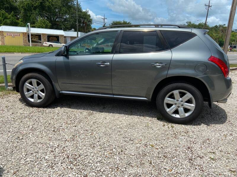2007 Nissan Murano for sale at D & D Detail Experts / Cars R Us in New Smyrna Beach FL
