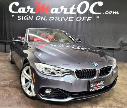 2014 BMW 4 Series for sale at CarMart OC in Costa Mesa, Orange County CA