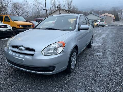 2011 Hyundai Accent for sale at JM Auto Sales in Shenandoah PA