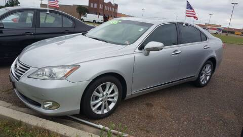 2011 Lexus ES 350 for sale at The Auto Toy Store in Robinsonville MS