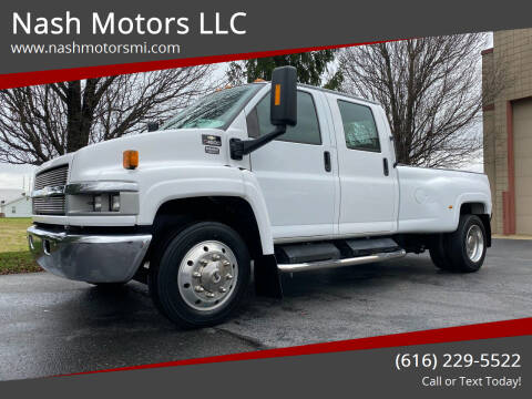 2005 Chevrolet C4500 for sale at Nash Motors LLC in Hudsonville MI