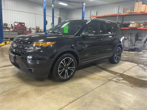 2015 Ford Explorer for sale at Southwest Sales and Service in Redwood Falls MN
