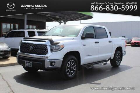 2018 Toyota Tundra for sale at Bening Mazda in Cape Girardeau MO